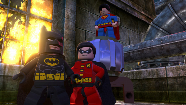 lego batman 2 Monday Gaming Diary: LEGO Batman 2 and...Gabe...