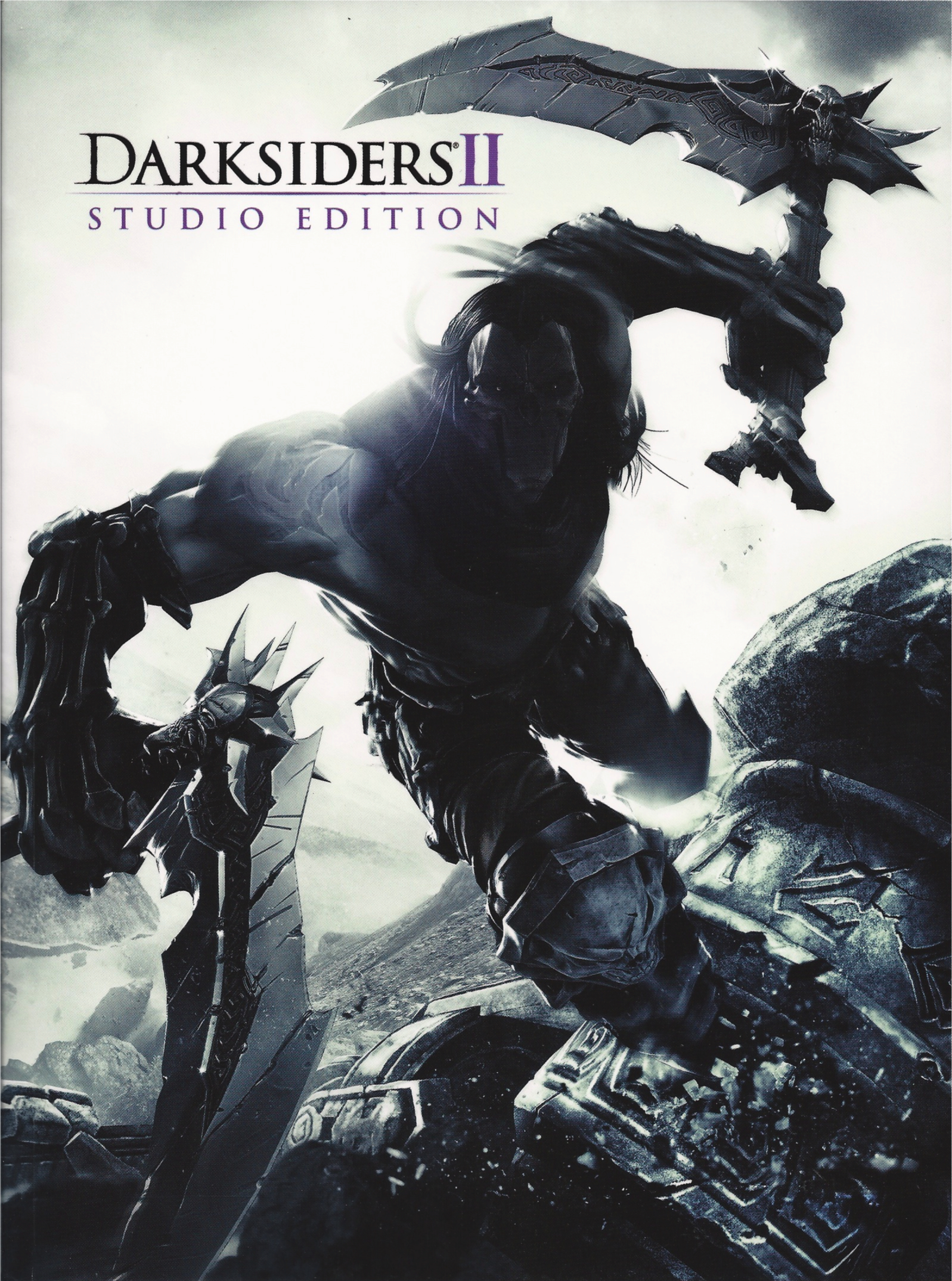 Darksiders 2 strategy guide