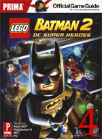 LEGOBatman2 rating LEGO Batman 2 Strategy Guide Review (console)