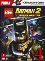 LEGO Batman 2 strategy guide review