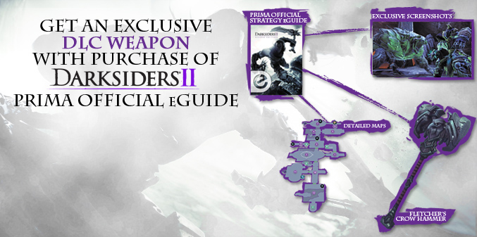 prima ds2 eguide Prima Games Darksiders II eGuide Includes Print Guide DLC