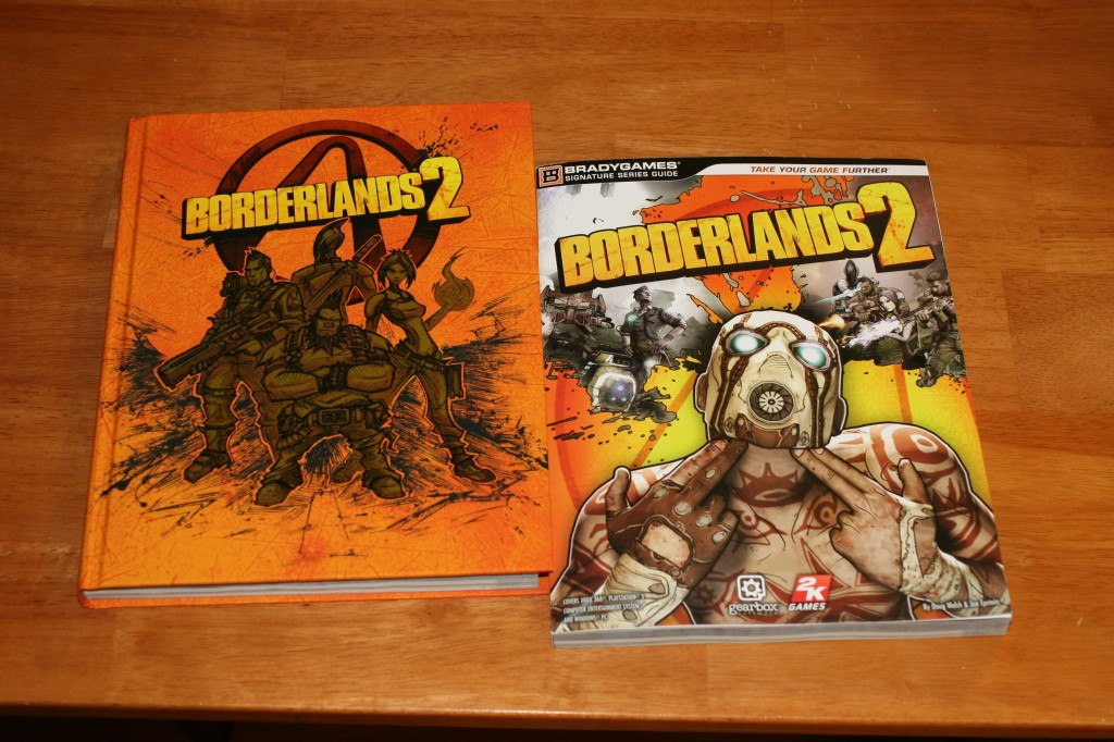 Borderlands 2 strategy guides