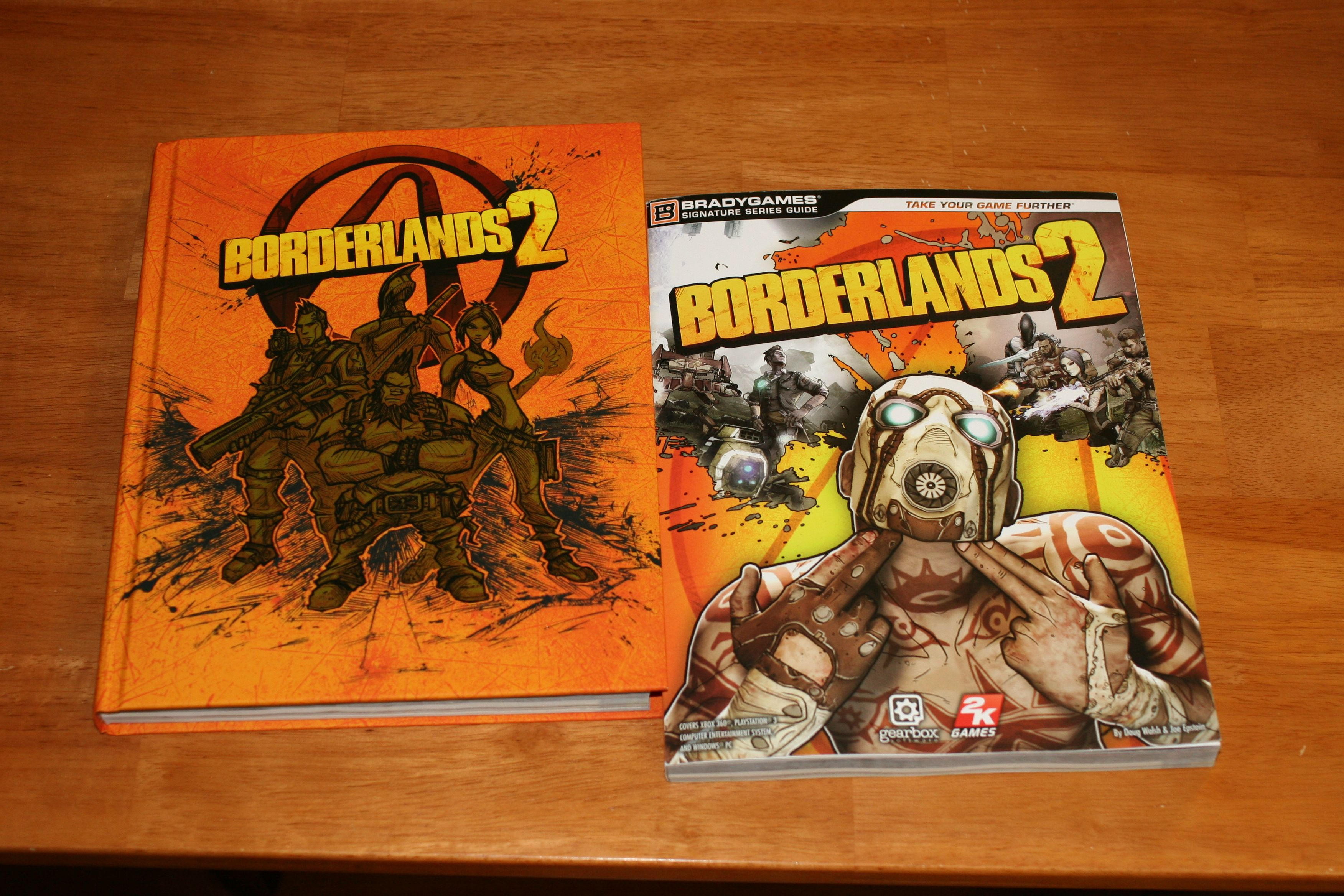Borderlands 2 Collector's Edition Strategy Guide: Why Should I Buy?
