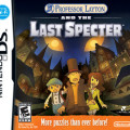 Professor Layton and the Last Specter box art