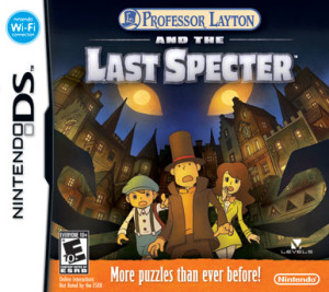 box art 386x344 300x267 Professor Layton and the Last Specter Mini Review