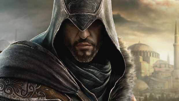 Assassin's Creed Revlations - Ezio Auditore da Firenze