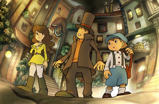 layton1017 Professor Layton and the Last Specter Mini Review