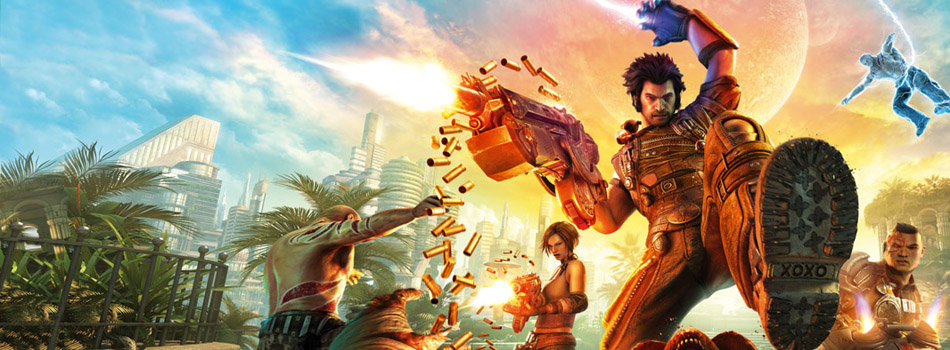 Bulletstorm Hero Bulletstorm Mini Review