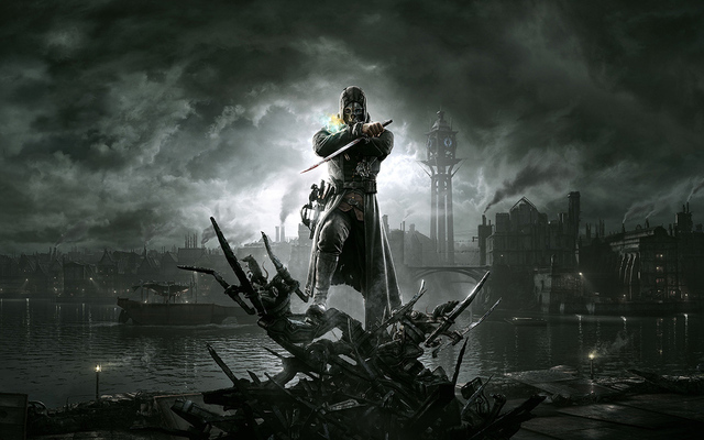 dishonored key art large Monday Gaming Diary: No more stealth games, thank you
