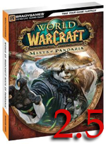 Mists of Pandaria strategy guide review