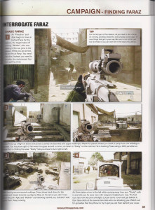 MoHW 1 221x300 Medal of Honor Warfighter Strategy Guide Review