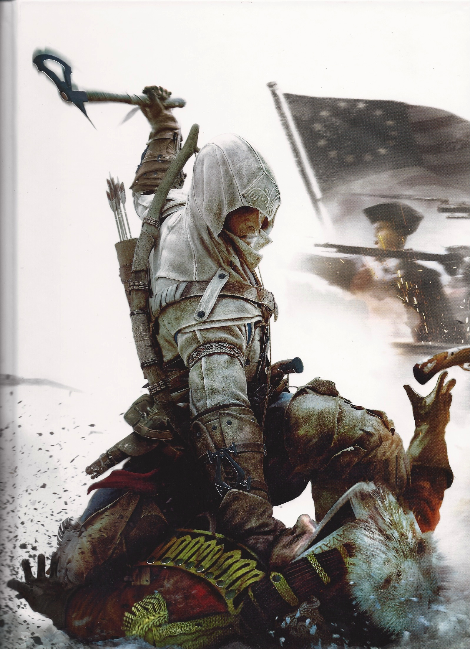 Assassin's Creed III strategy guide