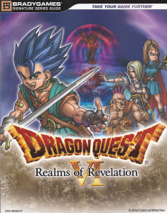 DQVI 235x300 Strategy Guide Wit   Dragon Quest VI Strategy Guide