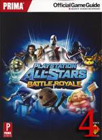 PSAllStars rating PlayStation All Stars: Battle Royale Strategy Guide Review