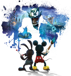 epicmickey2 e1355762198368 277x300 Monday Gaming Diary: Life is Too Short to Play Games You Dont Like