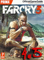 FC3 rating Far Cry 3 Strategy Guide Review