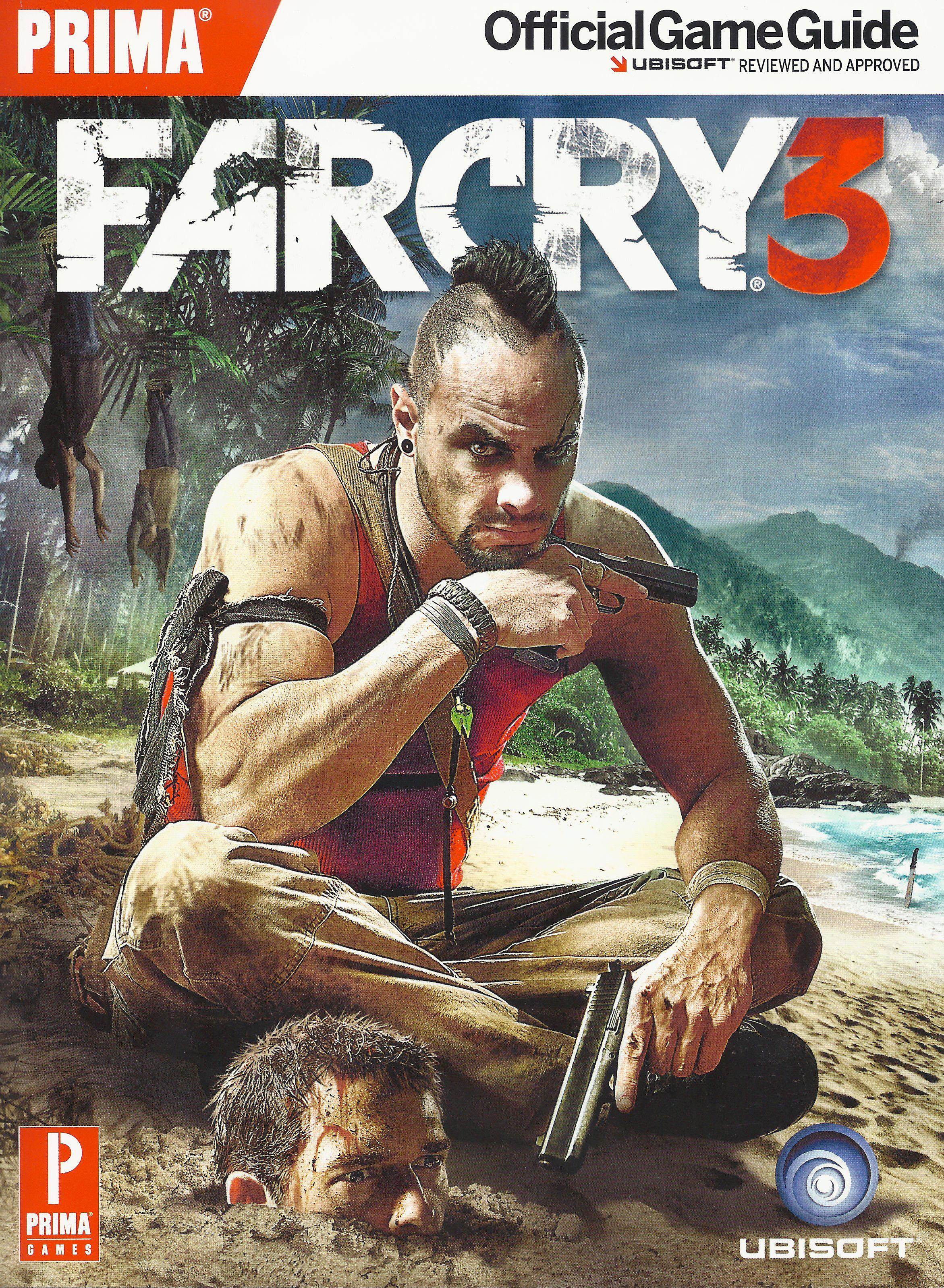 Far Cry 3 strategy guide