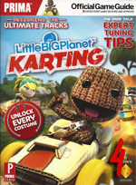 LBPK rating LittleBigPlanet: Karting Strategy Strategy Guide Review