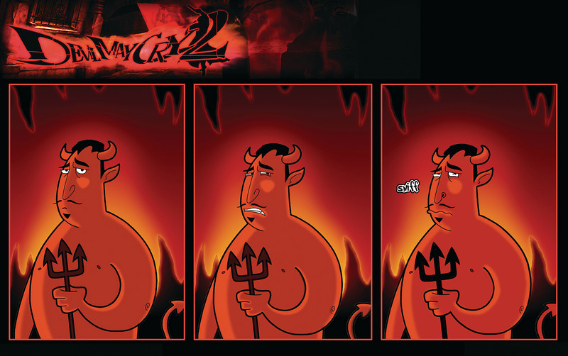 Penny Arcade: Devil Might Cry