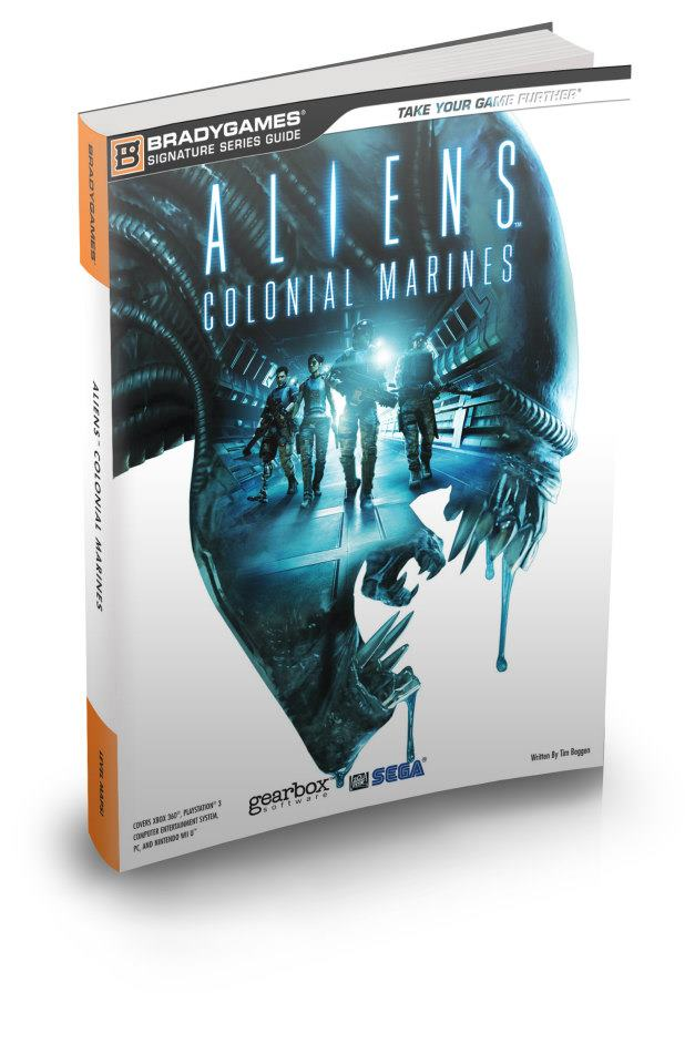Aliens: Colonial Marines strategy guide