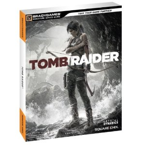 Tomb Raider Strategy Guide