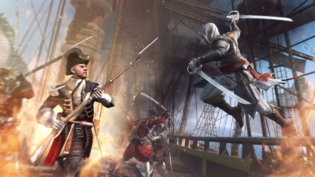 Assassins Creed IV Black Flag 21 1024x576 Gaming Diary: PAX East Write up