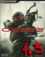 Crysis 3 strategy guide review