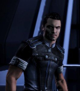 kaidan12 264x300 Monday Gaming Diary: Mass Effect...Again?