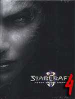 SCHOTS rating StarCraft II: Heart of the Swarm Strategy Guide Review