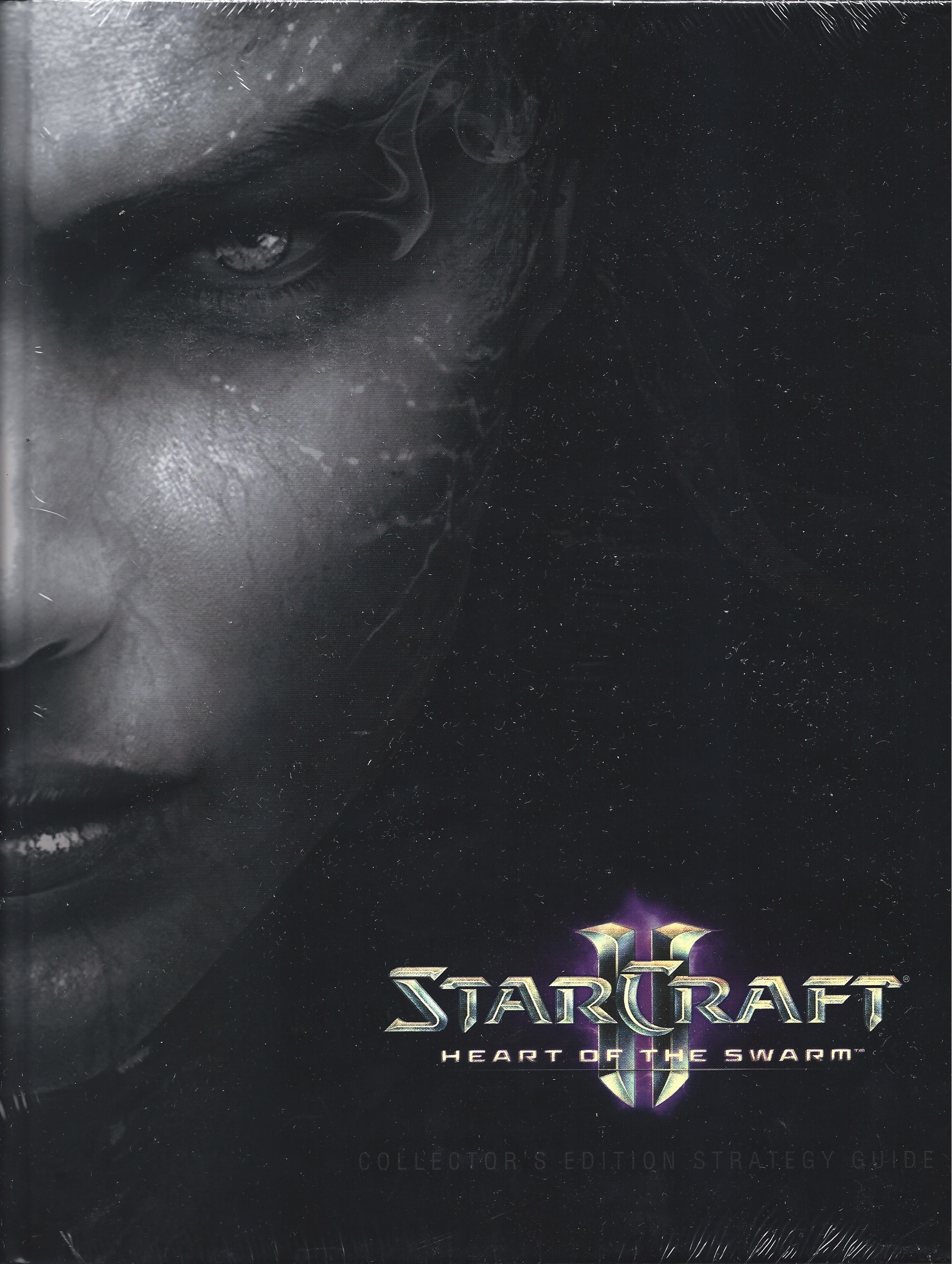Star Craft II: Heart of the Swarm strategy guide
