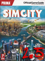 SimCity strategy guide review