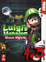 Luigi's Mansion Dark Moon strategy guide review