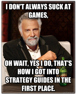 The Most Interesting Man In The World guides
