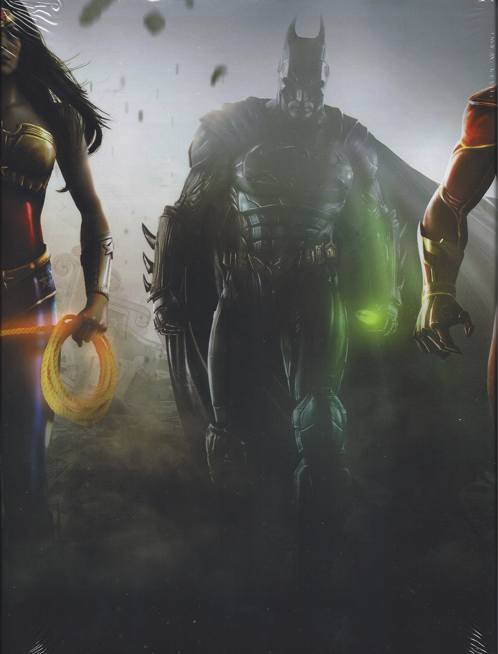 Injustice: Gods Among Us strategy guide