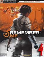 Remember Me strategy guide review