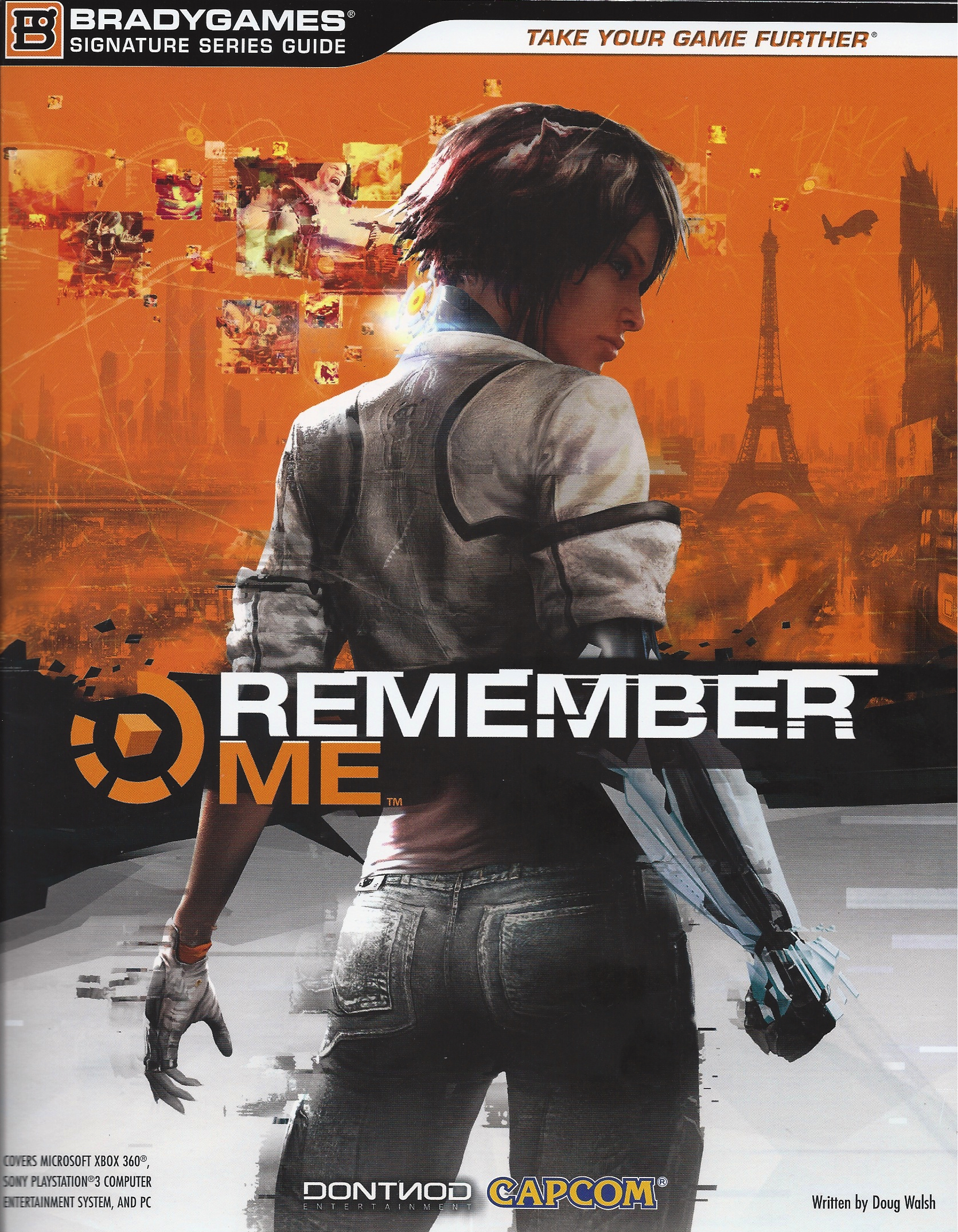Remember Me strategy guide