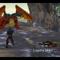 Final Fantasy VIII dragon battle