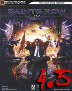 Saints Row IV strategy guide review