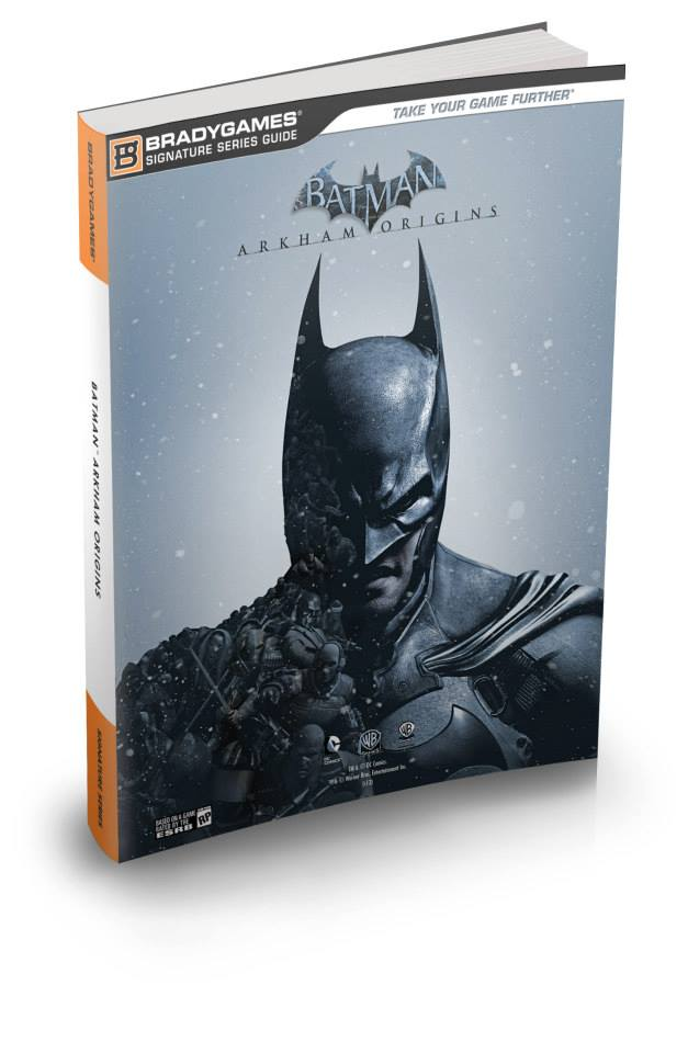 Batman Arkham Origins strategy guide