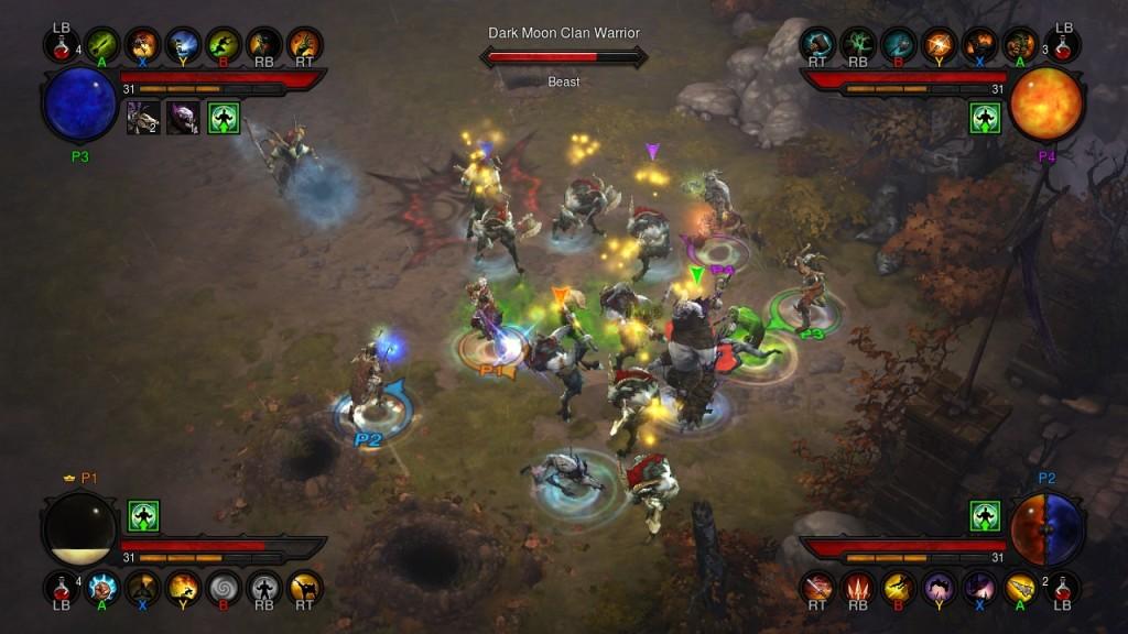 Diablo III consoles