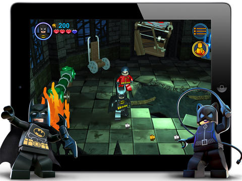 LEGO Batman DC Heroes
