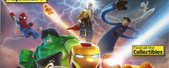 One-a-Wednesday: LEGO Marvel Super Heroes