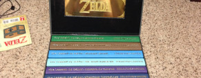 Legend of Zelda Collector's Edition Boxed Set Unboxing