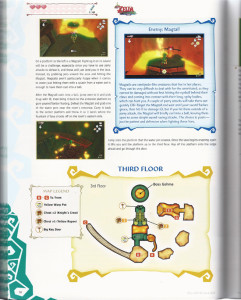 The Legend of Zelda: Wind Waker HD strategy guide - Magtail