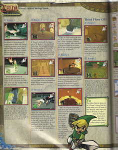 The Legend of Zelda: Wind Waker strategy guide - Magtail