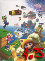 Super Mario 3D World strategy guide review
