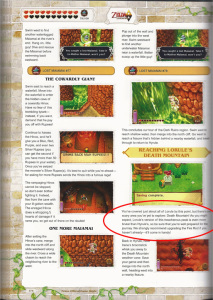 A Link Between Worlds strategy guide