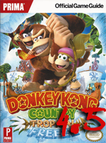 Donkey Kong Country: Tropical Freeze strategy guide review