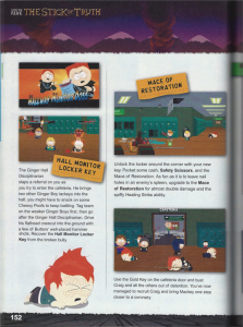 South Park: The Stick of Truth strategy guide