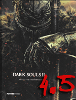 Dark Souls 2 strategy guide review